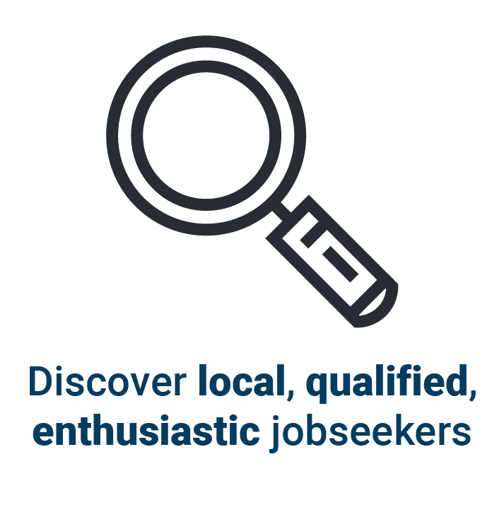 Employers find local jobseekers