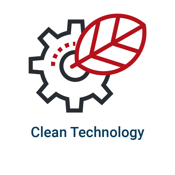 Clean Tech homepage icon