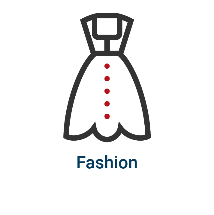 Fashion homepage icon