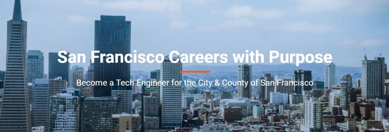 City of San Francisco's Department of Human Resources