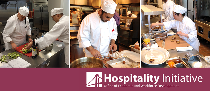 Hospitality training program