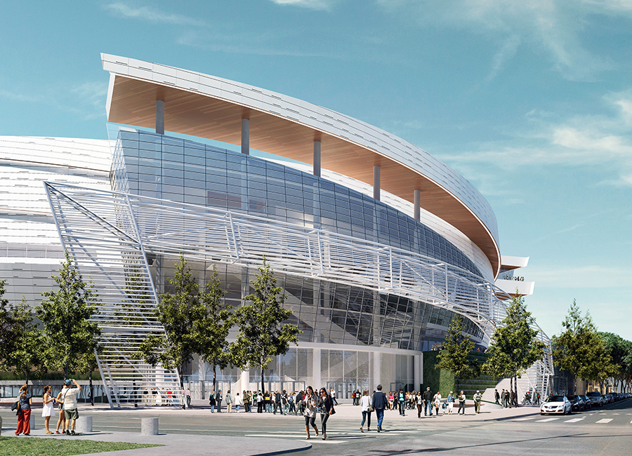 Warriors Arena Project