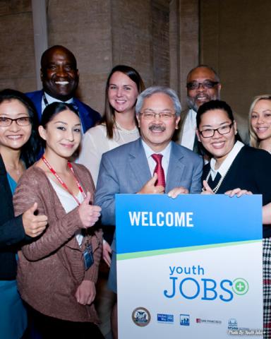 Mayor's Youth Jobs+