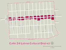 CALLE 24 LATINO CULTURAL DISTRICT