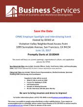CPMC Employer Spotlight 6-13-16